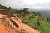 Ruins of Sigiriya — Stock Photo