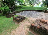 Ruins of Sigiriya — Stockfoto