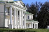 Old palace in park — Zdjęcie stockowe