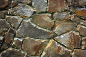 Stonework abstract background — Stock Photo