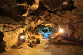Krychtaleva cave — Photo