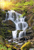 Nice waterfall — Stockfoto