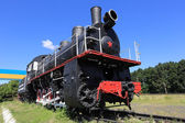 Old locomotive — Stock fotografie