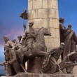 Постер, плакат: Monument to the heroes of the liberation war of 1648 1654 in Ukr