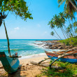 Untouched tropical beach — Stock Photo #12302640