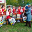 Annual agro exhibition SUMY-2012 — Stock Photo