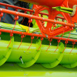 Stock Photo: Agronomic machine