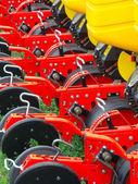Agronomic machine — Stock Photo