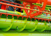 Agronomic machine — Stock Photo