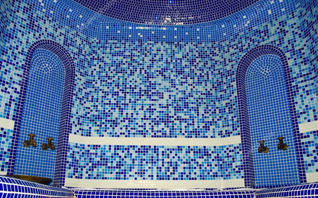 Turkse sauna interieur  u2014 Stockfoto  u00a9 toxawww #14115698