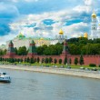 Kremlin in Moscow, Russia. - Stock Photo
