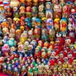 Matryoshkas — Stock Photo #15712387