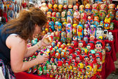 Matryoshkas — Stock Photo