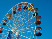 Roda gigante — Fotografia Stock