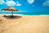 热带海滩 — 图库照片