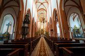 St. Elisabeth Church interior — Stock Photo