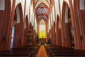St. Mary Magdalene Church interior — Stock Photo