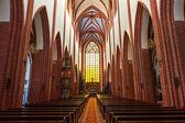 St. Mary Magdalene Church interior — Stock Photo