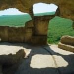 Cave city Eski-Kermen, Crimea, Ukraine — Stock Photo #19290131
