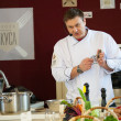 Постер, плакат: Cooking class Taste Lesson number 5: Seafood