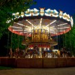 Merry-go-round carousel — Stock Photo #26225187