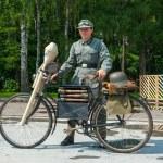 ������, ������: Historic Bike Ride