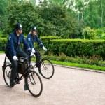 Historic Bike Ride — Stock Photo #26736125