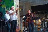 Usadba Jazz Festival — Stock Photo