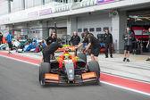 Formel renault world series — Stockfoto