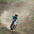 Ukrainian Motocross Championship — Stock Photo