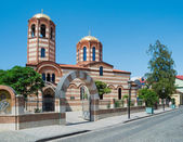 St. Nicholas Orthodox Church — Stock Photo
