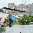 Red Bull Flugtag in Moscow 2013 — Stockfoto