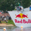 Red Bull Flugtag in Moscow 2013 — Stock fotografie