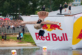 Red Bull Flugtag in Moscow 2013 — Stock Photo