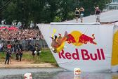 Red bull flugtag en moscú 2013 — Foto de Stock