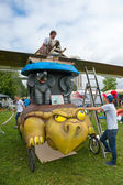 Red Bull Flugtag in Moscow 2013 — Foto de Stock