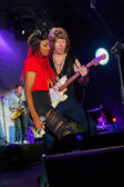 The Brand New Heavies group performs at Usadba Jazz Festival — Stock Photo