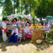 Annual agro exhibition SUMY-2013 — Stock Photo