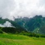 Mountain landscape — Stock Photo #32381705