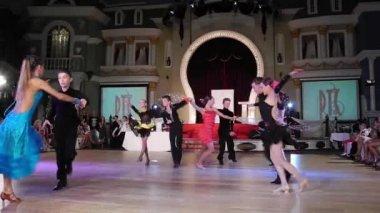 Artistic Dance Awards 2012-2013 — Stock Video