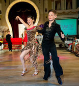 Artistic Dance Awards 2012-2013 — Stock Photo
