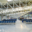 airport borispol — Stock Photo