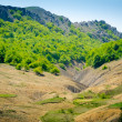 Summer landscape in Crimea — Stock fotografie