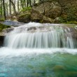 Stock Photo: Mountain creek