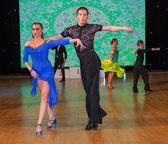 Artistic Dance European Championship WADF — Stock Photo