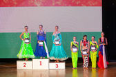 Artistic Dance European Championship WADF — Stock Photo