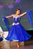 Danza artistica campionato europeo wadf — Foto Stock