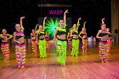 Artystyczny taniec Mistrzostwa Europy wadf — Zdjęcie stockowe