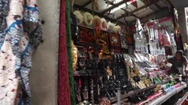 Damnoen Saduak floating market — Stock Video