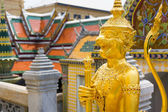 Wat Phra Kaew or Grand Palace — Stock Photo